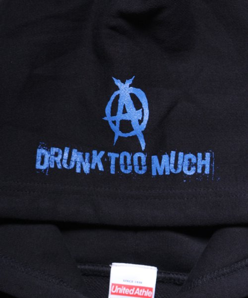 Official Artist Goods / バンドTなど  DEATH SIDE / デスサイド:SATISFY THE INSTINCT (PULLOVER) 商品画像4