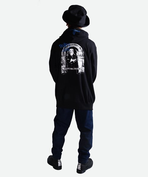 Official Artist Goods / バンドTなど  DEATH SIDE / デスサイド:SATISFY THE INSTINCT (PULLOVER) 商品画像9