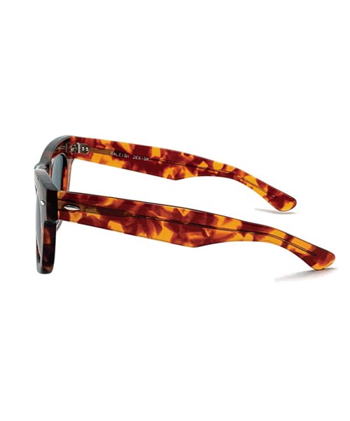 """RALEIGH / ラリー(RED MOTEL / レッドモーテル)  GN8 ROCKSTAR """"THOSE WHO DIED YOUNG"""" EYE GLASSES (AMBER SMOKE)商品画像3"""