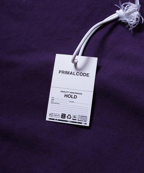 OTHER BRAND / その他ブランド |PRIMALCODE / プライマルコード BOHEMIAN CLASSIC TEE (PURPLE) 商品画像11