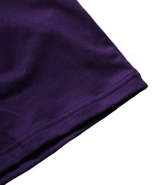 OTHER BRAND / その他ブランド |PRIMALCODE / プライマルコード BOHEMIAN CLASSIC TEE (PURPLE) 商品画像12