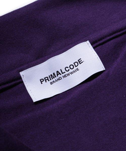 OTHER BRAND / その他ブランド |PRIMALCODE / プライマルコード BOHEMIAN CLASSIC TEE (PURPLE) 商品画像7