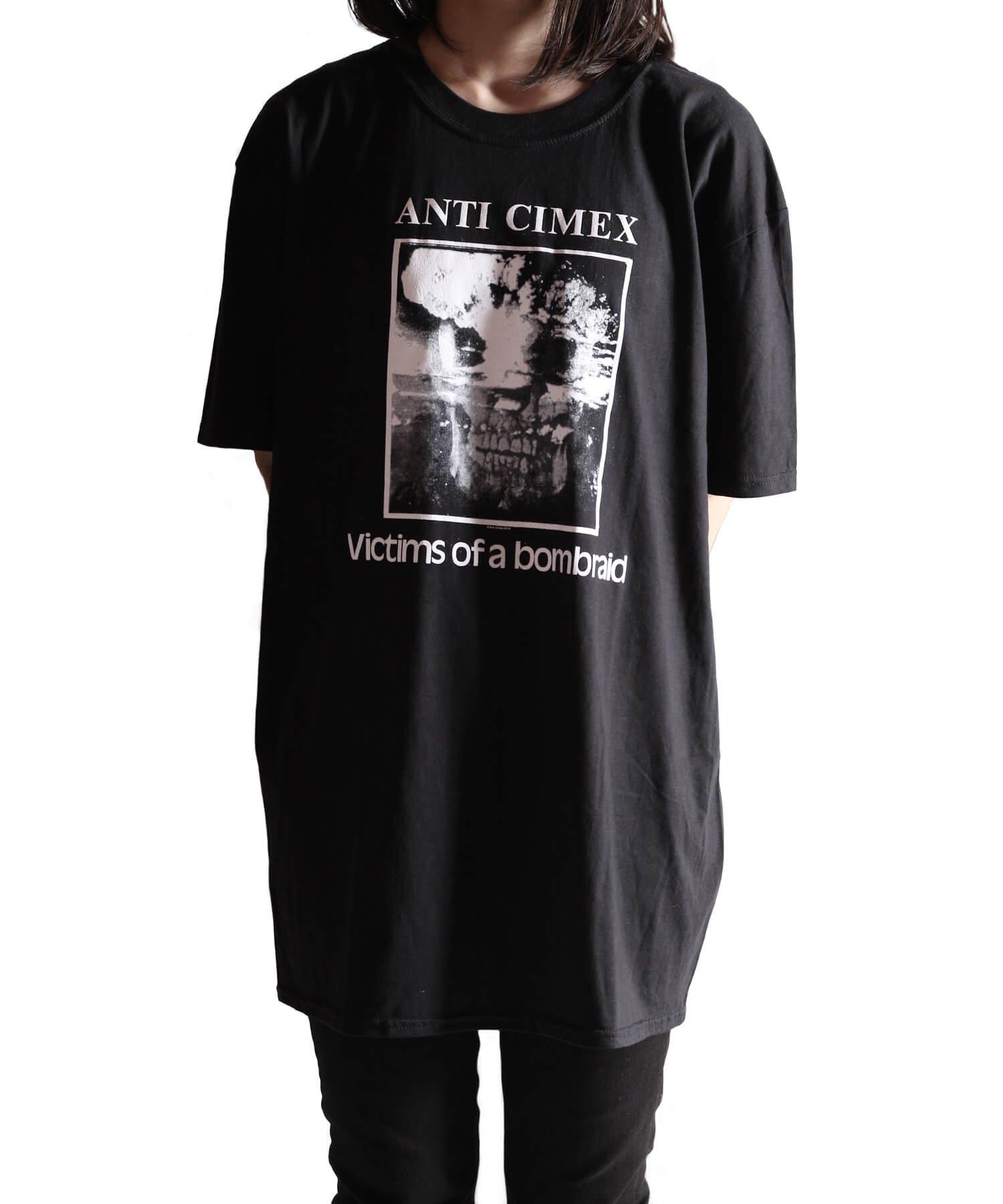 Official Artist Goods / バンドTなど |ANTI CIMEX / アンチ サイメックス:VICTIMS OF A BOMB RAID T-SHIRT (BLACK)商品画像12