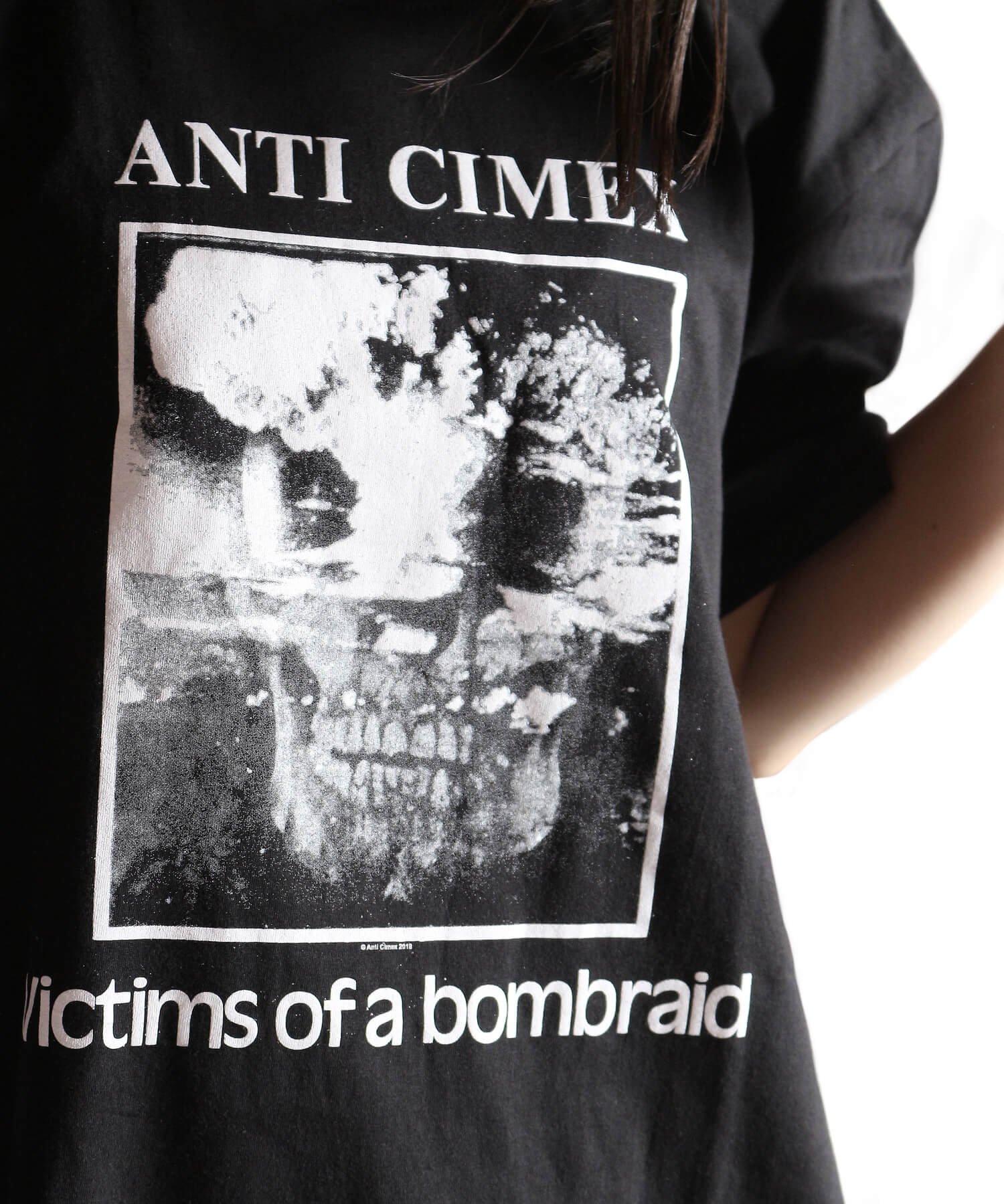 Official Artist Goods / バンドTなど |ANTI CIMEX / アンチ サイメックス:VICTIMS OF A BOMB RAID T-SHIRT (BLACK)商品画像13