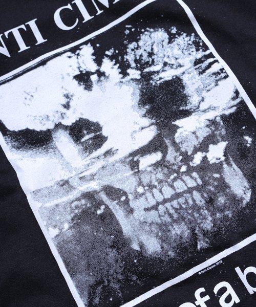 Official Artist Goods / バンドTなど |ANTI CIMEX / アンチ サイメックス:VICTIMS OF A BOMB RAID T-SHIRT (BLACK)商品画像3