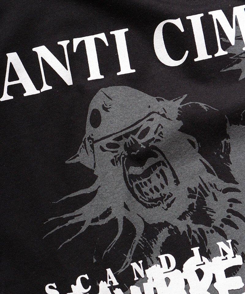 Official Artist Goods / バンドTなど |ANTI CIMEX / アンチ サイメックス:SCANDINAVIAN JAWBREAKER T-SHIRT (BLACK)商品画像2