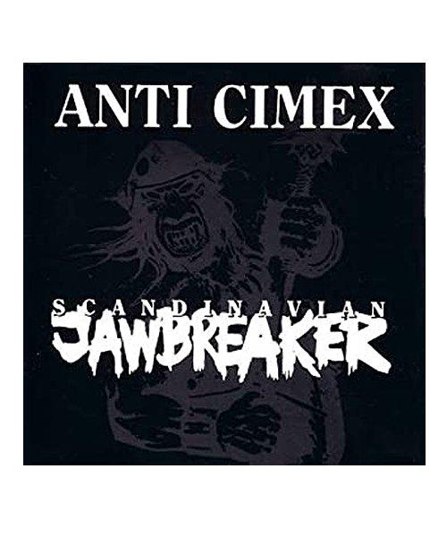 Official Artist Goods / バンドTなど |ANTI CIMEX / アンチ サイメックス:SCANDINAVIAN JAWBREAKER T-SHIRT (BLACK)商品画像9