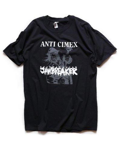 Official Artist Goods / バンドTなど / ANTI CIMEX / アンチ サイメックス:SCANDINAVIAN JAWBREAKER T-SHIRT (BLACK)