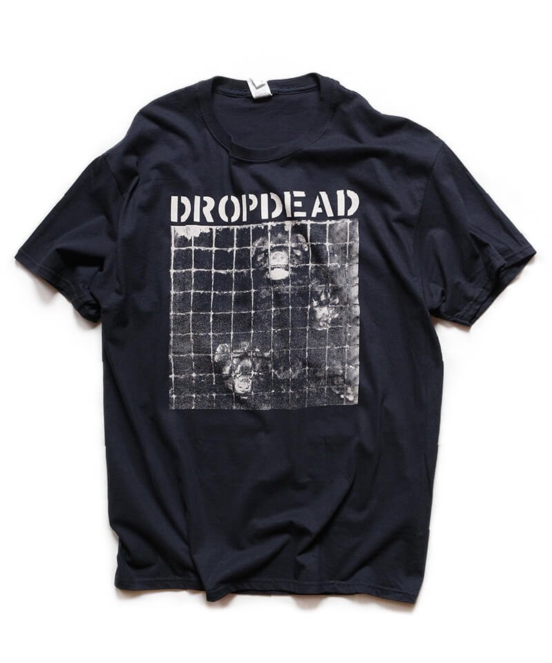 Official Artist Goods / バンドTなど   DROPDEAD / ドロップデッド:UNJUSTIFIED MURDER T-SHIRT (BLACK)商品画像