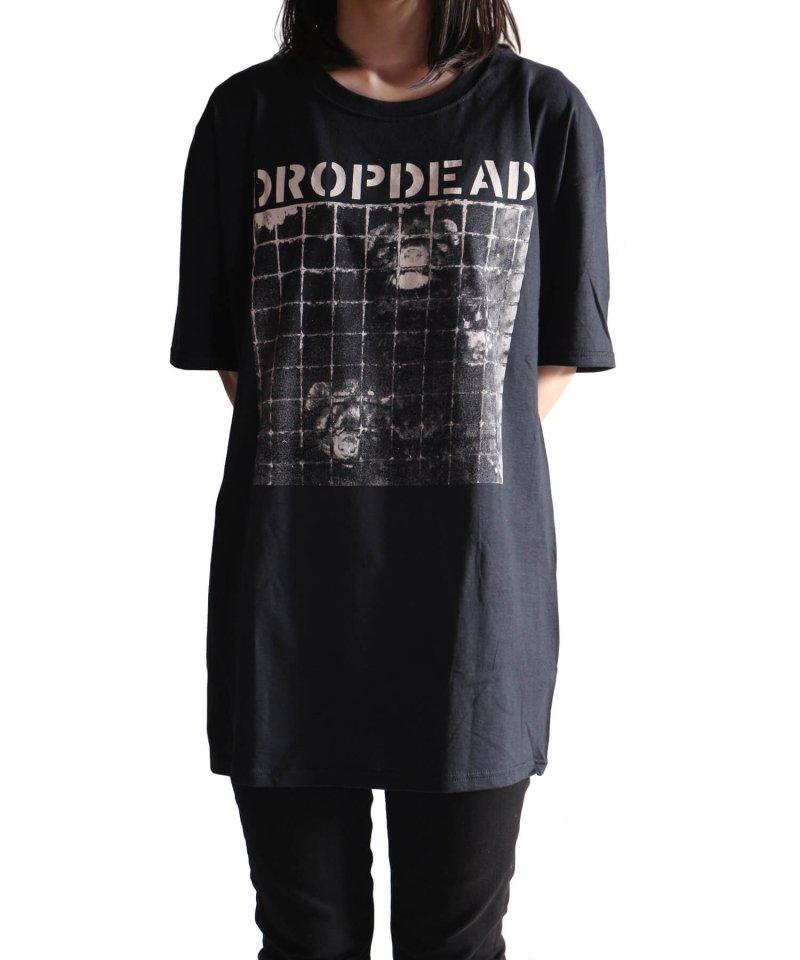 Official Artist Goods / バンドTなど  DROPDEAD / ドロップデッド:UNJUSTIFIED MURDER T-SHIRT (BLACK)商品画像12