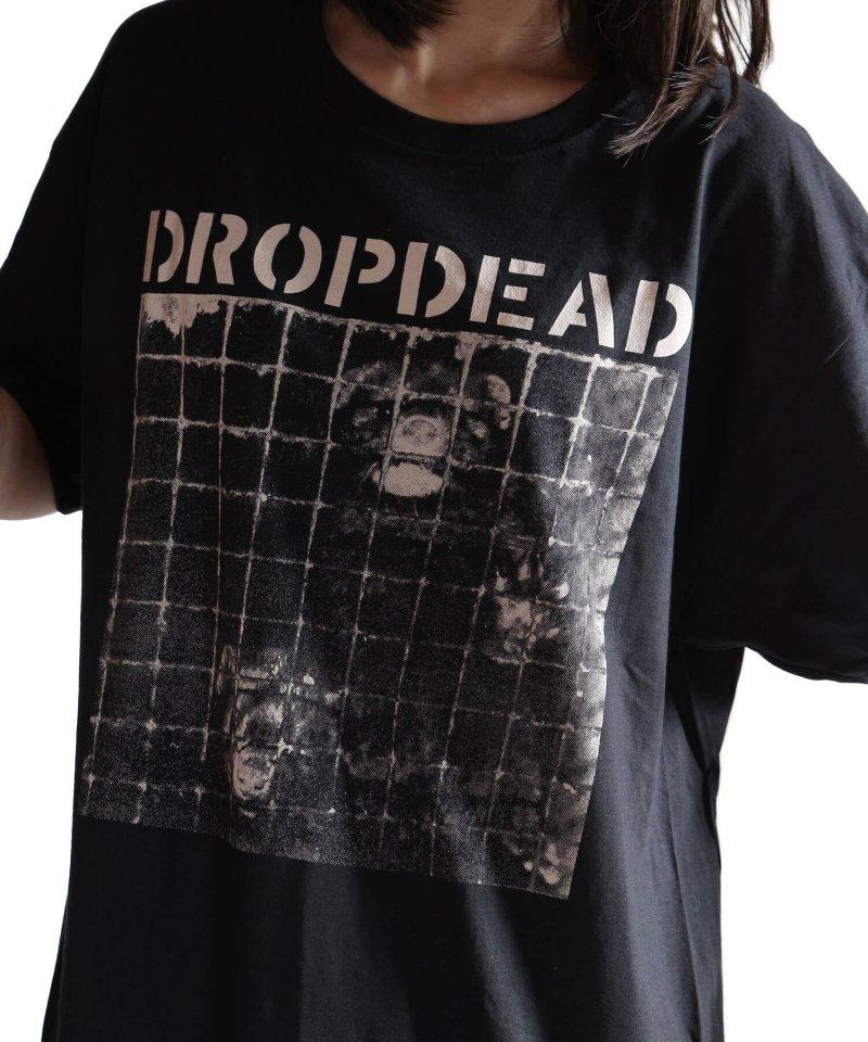 Official Artist Goods / バンドTなど  DROPDEAD / ドロップデッド:UNJUSTIFIED MURDER T-SHIRT (BLACK)商品画像14