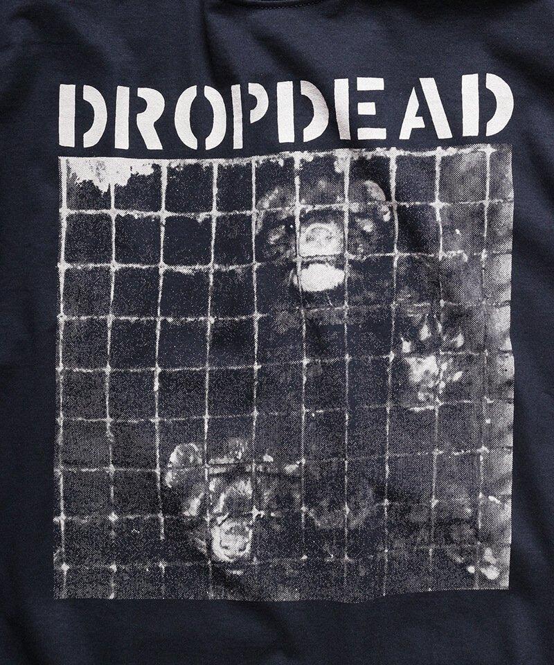 Official Artist Goods / バンドTなど  DROPDEAD / ドロップデッド:UNJUSTIFIED MURDER T-SHIRT (BLACK)商品画像2