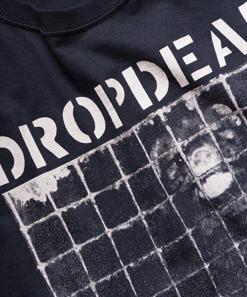 Official Artist Goods / バンドTなど  DROPDEAD / ドロップデッド:UNJUSTIFIED MURDER T-SHIRT (BLACK)商品画像4