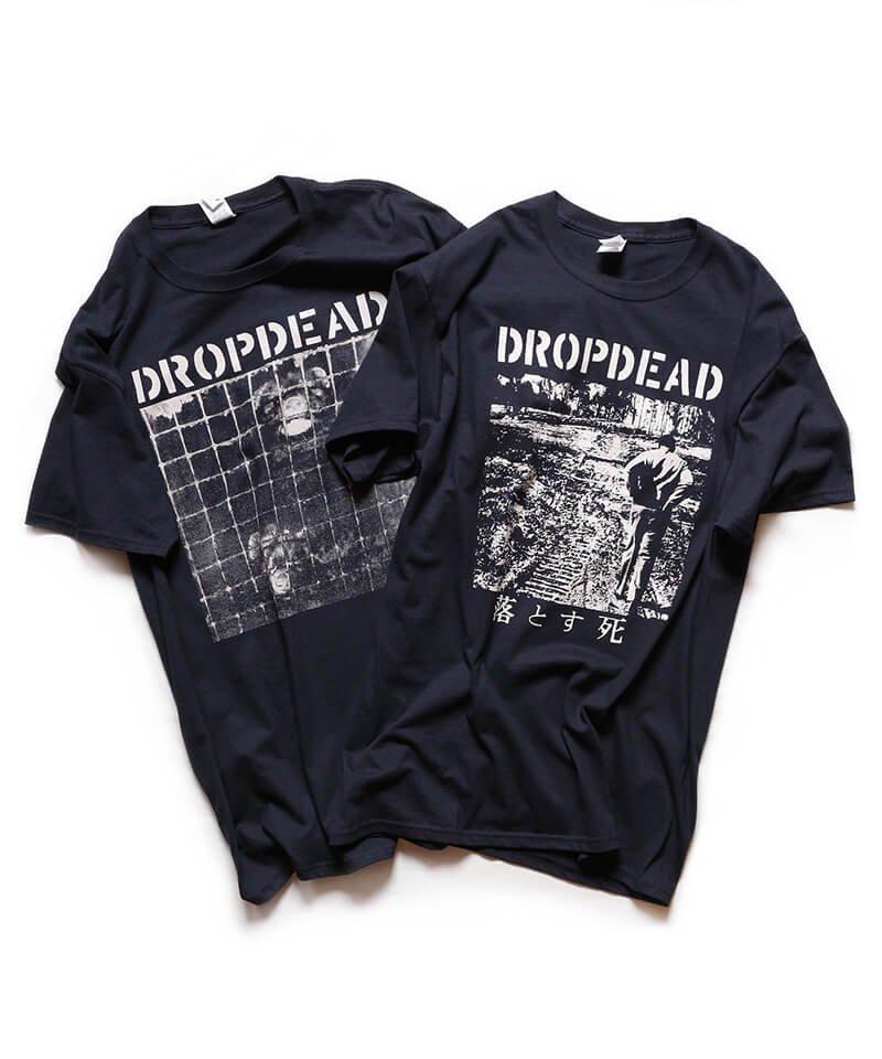 Official Artist Goods / バンドTなど  DROPDEAD / ドロップデッド:UNJUSTIFIED MURDER T-SHIRT (BLACK)商品画像8