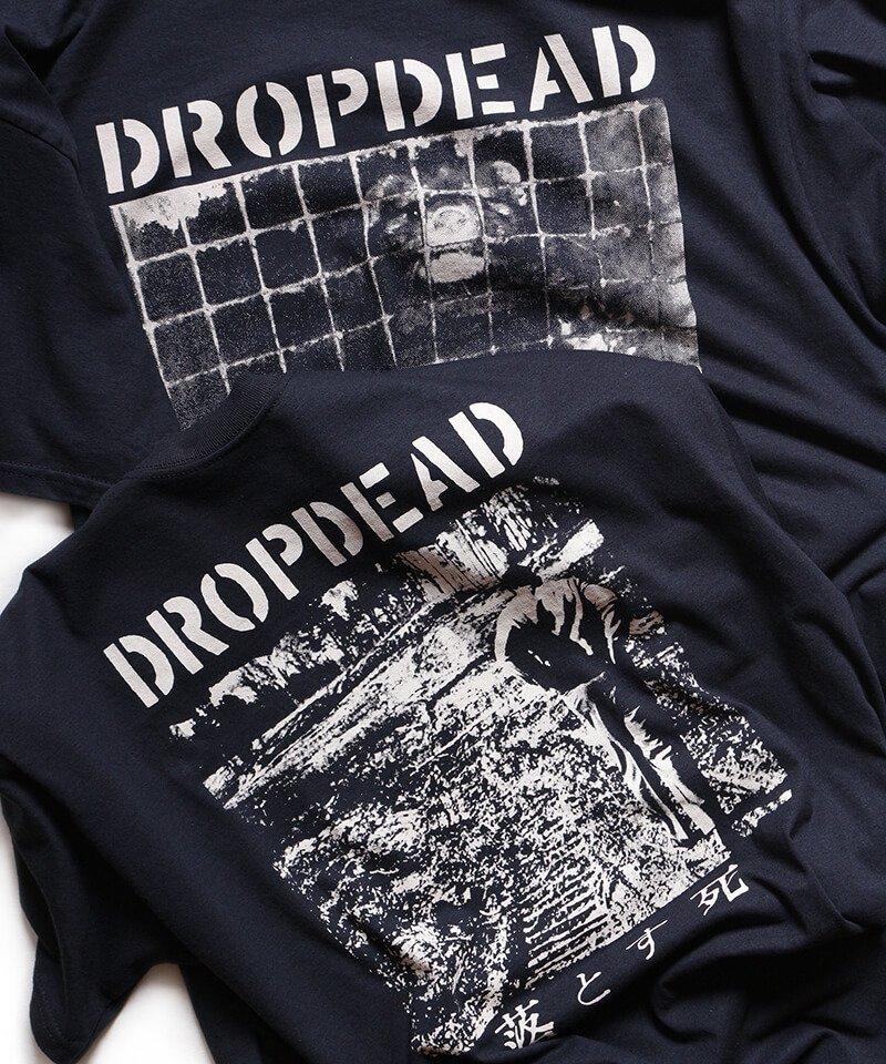 Official Artist Goods / バンドTなど  DROPDEAD / ドロップデッド:UNJUSTIFIED MURDER T-SHIRT (BLACK)商品画像9