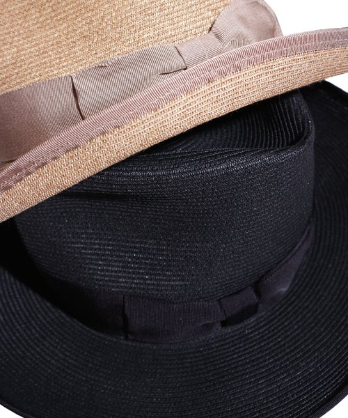 """RALEIGH / ラリー(RED MOTEL / レッドモーテル)   THE ORIGINAL GANGSTER """"I Don't Give a Damn"""" BLADE HAT(BEIGE)商品画像2"""