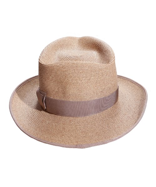 """RALEIGH / ラリー(RED MOTEL / レッドモーテル)   THE ORIGINAL GANGSTER """"I Don't Give a Damn"""" BLADE HAT(BEIGE)商品画像5"""