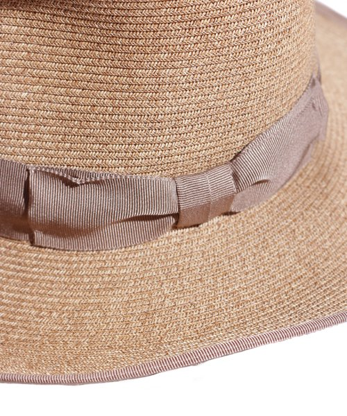 """RALEIGH / ラリー(RED MOTEL / レッドモーテル)   THE ORIGINAL GANGSTER """"I Don't Give a Damn"""" BLADE HAT(BEIGE)商品画像7"""