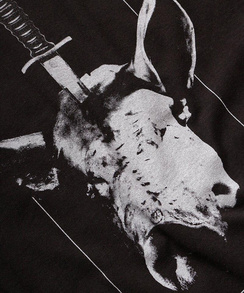 Official Artist Goods / バンドTなど |ALL PIGS MUST DIE (APMD) / オール ピッグス マスト ダイ:MEDITATION OF VIOLENCE T-SHIRT (BLACK) 商品画像3