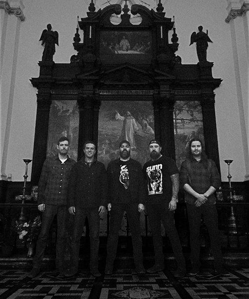 Official Artist Goods / バンドTなど |ALL PIGS MUST DIE (APMD) / オール ピッグス マスト ダイ:MEDITATION OF VIOLENCE T-SHIRT (BLACK) 商品画像7
