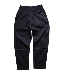 COOKMAN / クックマン /  CHEF PANTS(BLACK)