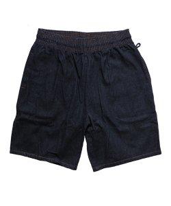 COOKMAN / クックマン(UNISEX)<br>【 CHEF SHORTS PANTS DENIM(BLACK)】