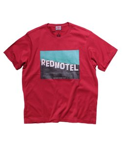 """RALEIGH / ラリー REDMOTEL / レッドモーテル(2色展開)<br>【 """"See You in Another Twenty…"""" Red Motel 20th Annive…(RD)】"""
