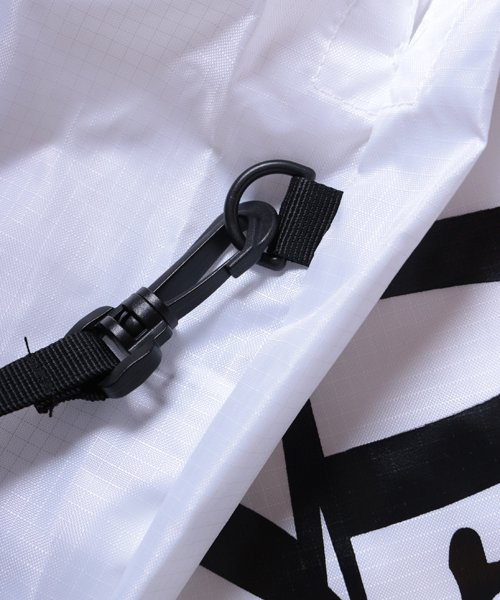 Official Artist Goods / バンドTなど  SIDEMILITIA inc. / サイドミリティア  RIP-STOP  SHOULDER MARCHE ECO BAG(WHITE)商品画像5