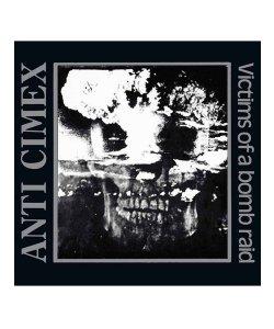 CD / DVD / ANTI CIMEX / アンチ サイメックス  VICTIMS OF A BOMB RAID-THE DISCOGRAPHY (輸入盤3CD)