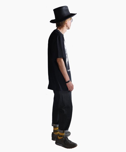 """RALEIGH / ラリー(RED MOTEL / レッドモーテル)   """"TALKING ABOUT MY SUMMER"""" CROPPED DENIM PANTS 商品画像17"""