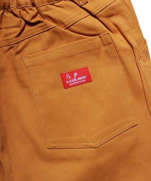 COOKMAN / クックマン   BAKER'S SKIRT (MUSTARD):ベイカーズスカート商品画像11