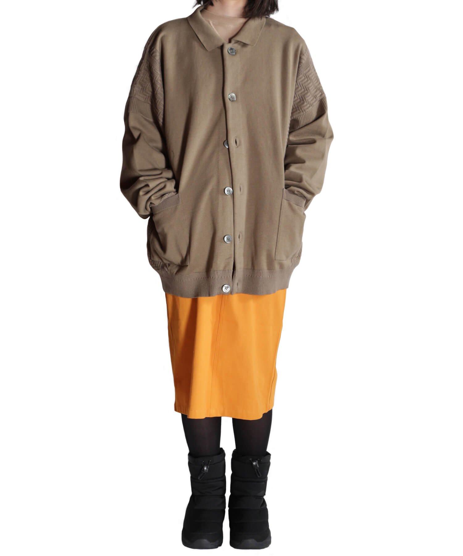 COOKMAN / クックマン   BAKER'S SKIRT (MUSTARD):ベイカーズスカート商品画像13