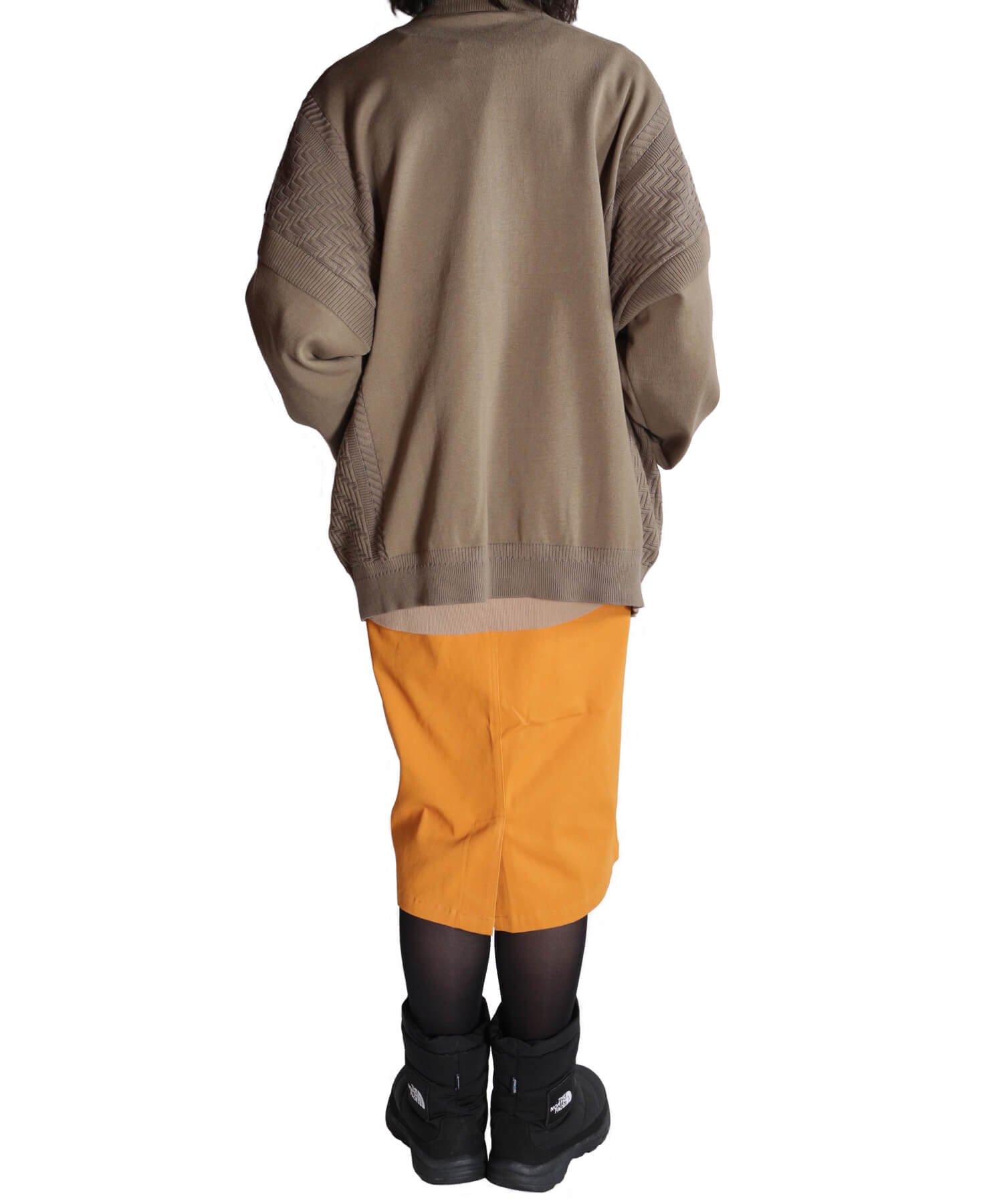 COOKMAN / クックマン   BAKER'S SKIRT (MUSTARD):ベイカーズスカート商品画像14
