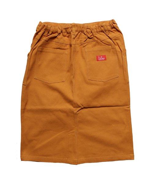 COOKMAN / クックマン   BAKER'S SKIRT (MUSTARD):ベイカーズスカート商品画像2