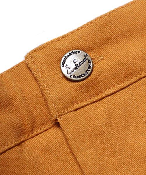 COOKMAN / クックマン   BAKER'S SKIRT (MUSTARD):ベイカーズスカート商品画像6