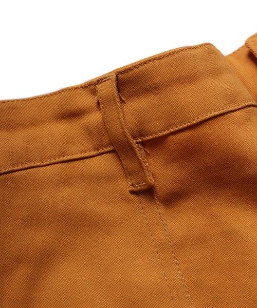 COOKMAN / クックマン   BAKER'S SKIRT (MUSTARD):ベイカーズスカート商品画像7