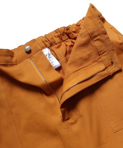 COOKMAN / クックマン   BAKER'S SKIRT (MUSTARD):ベイカーズスカート商品画像8