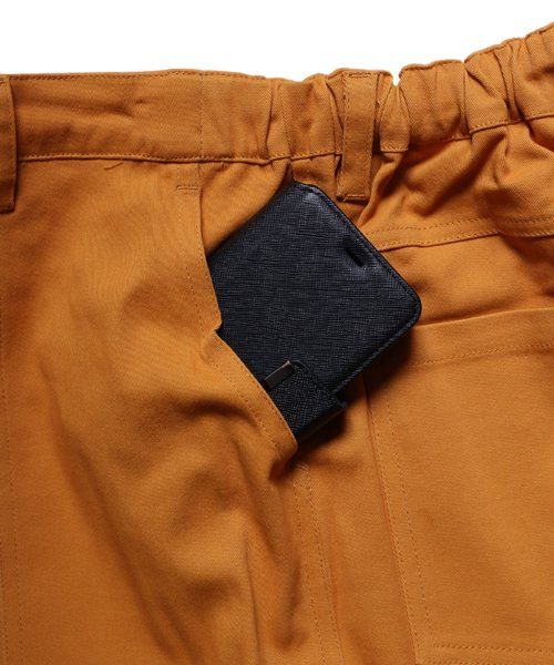COOKMAN / クックマン   BAKER'S SKIRT (MUSTARD):ベイカーズスカート商品画像9
