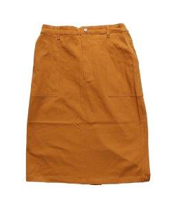 COOKMAN / クックマン /  BAKER'S SKIRT (MUSTARD):ベイカーズスカート