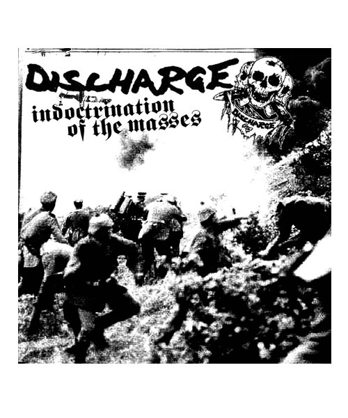 CD / DVD   DISCHARGE / ディスチャージ:INDOCTRINATION OF THE MASSES (輸入盤CD) 商品画像