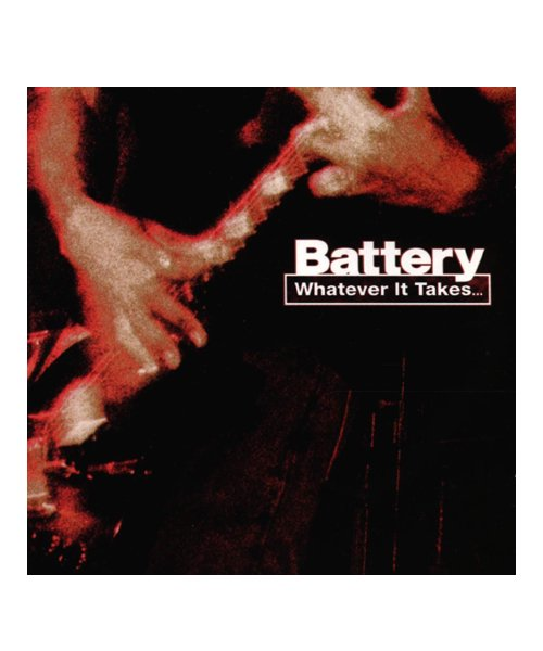 CD / DVD | BATTERY / バッテリー:WHATEVER IT TAKES... (輸入盤CD) 商品画像