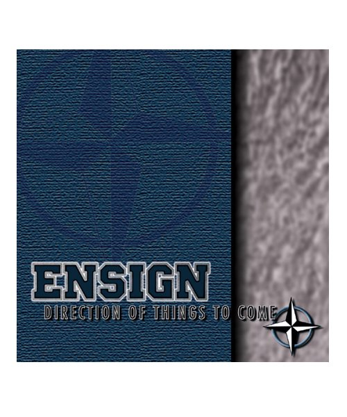 CD / DVD   ENSIGN / エンシン:DIRECTION OF THINGS TO COME (輸入盤CD) 商品画像