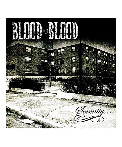 CD / DVD   BLOOD FOR BLOOD / ブラッド フォー ブラッド:SERENITY (輸入盤CD) 商品画像