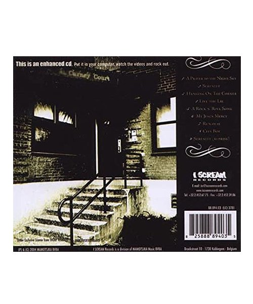 CD / DVD  BLOOD FOR BLOOD / ブラッド フォー ブラッド:SERENITY (輸入盤CD) 商品画像1