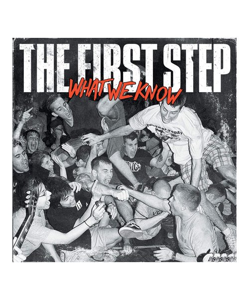 CD / DVD   THE FIRST STEP / ザ ファースト ステップ:WHAT WE KNOW (輸入盤CD) 商品画像