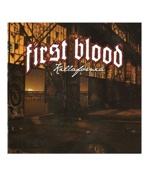 CD / DVD | FIRST BLOOD / ファースト ブラッド:KILLAFORNIA (輸入盤CD) 商品画像