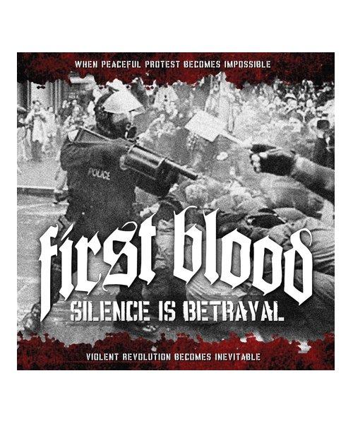 CD / DVD   FIRST BLOOD / ファースト ブラッド:SILENCE IS BETRAYAL (輸入盤CD) 商品画像