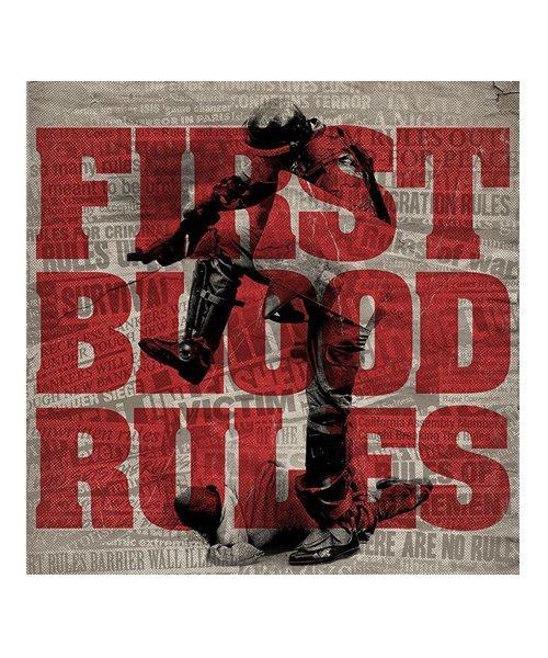 CD / DVD | FIRST BLOOD / ファースト ブラッド:RULES (輸入盤CD) 商品画像