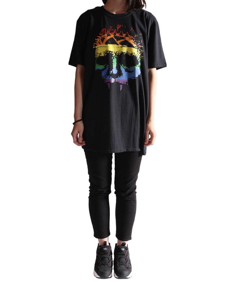 Official Artist Goods / バンドTなど  INTEGRITY / インテグリティー:PRIDE T-SHIRT (BLACK) 商品画像3
