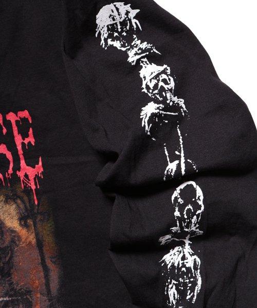 Official Artist Goods / バンドTなど  CANNIBAL CORPSE / カンニバル コープス:TOMB OF THE MUTILATED LONGSLEEVE SHIRT (BLACK)商品画像6